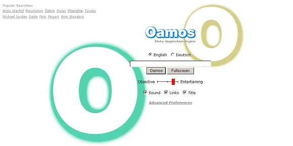 Oamos by Marc Lee (Switzerland)